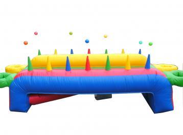 Les boules flottantes for Bernissart piscine